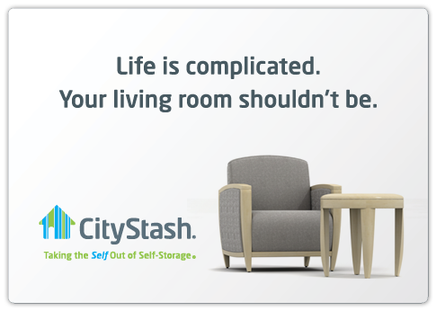 Small Storage Units in SF and DC | We Pickup and Deliver | CityStash