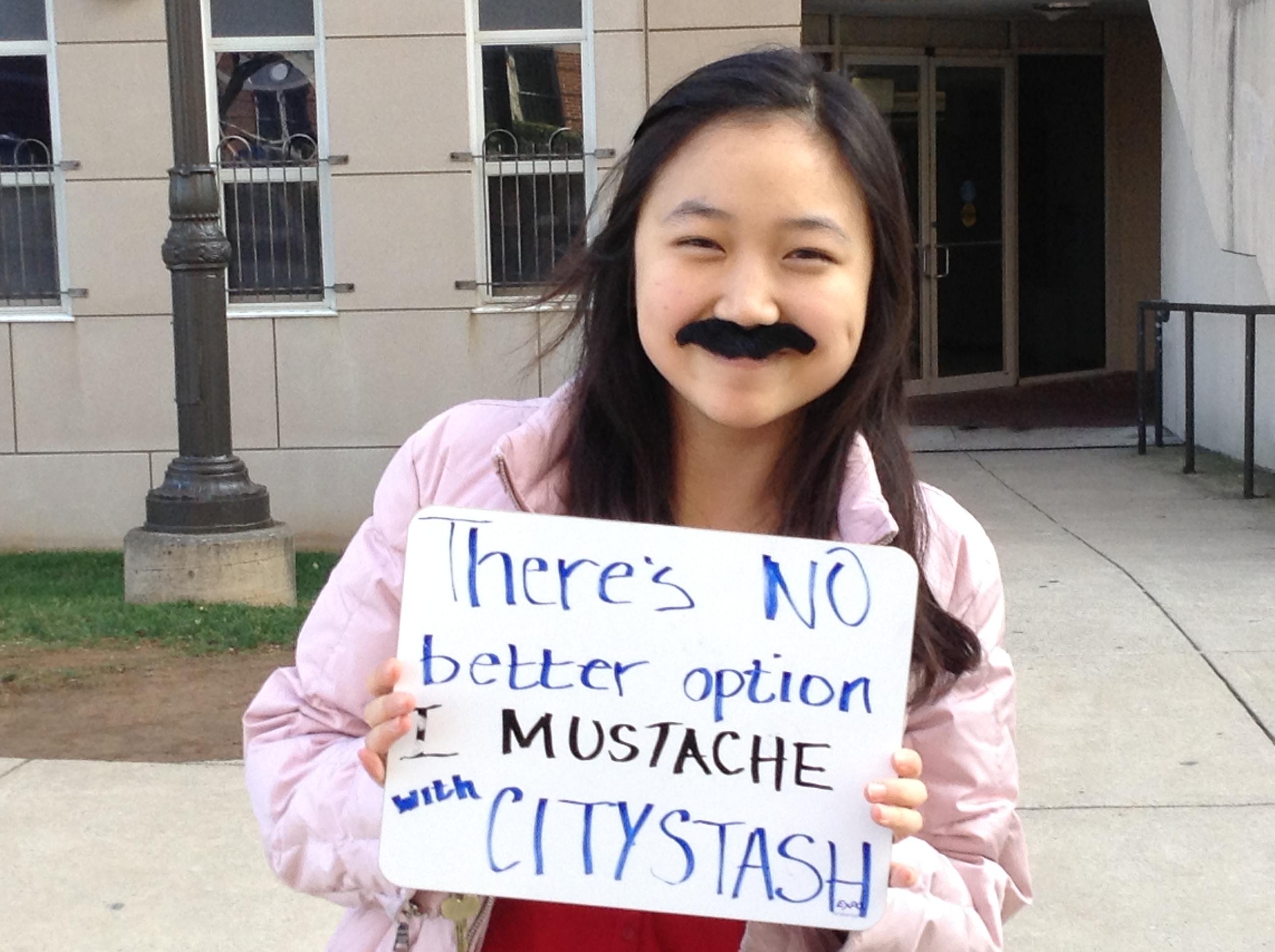 Jessica-Happy-CityStash-Storage-Customer